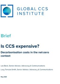 Is CCS expensive?