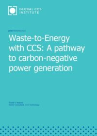 Waste-to-Energy with CCS: A pathway to carbon-negative power generation