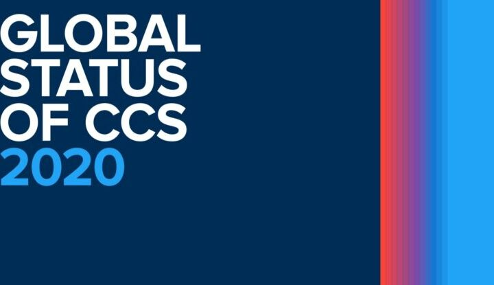 Global Status of CCS Report 2020: Launch Event