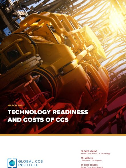 Technology Readiness and Costs of CCS