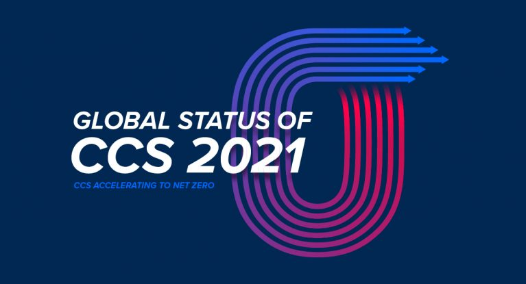 2021 Global Status of CCS Report: ロンチイベント(アジアパシフィック向)